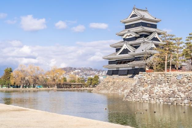 Château de matsumoto japon