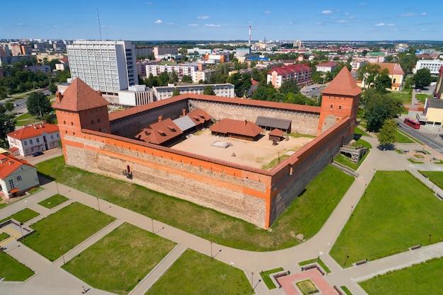 Château médiéval de lida, biélorussie