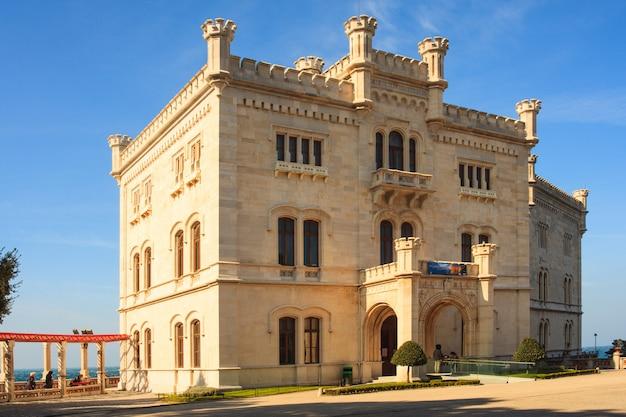 Château miramare à trieste