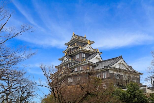 Château de okayama.