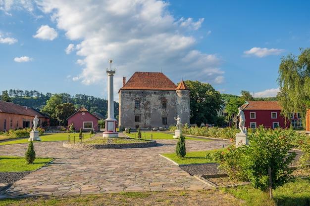 Château saint miklosh chynadievskyi ukraine