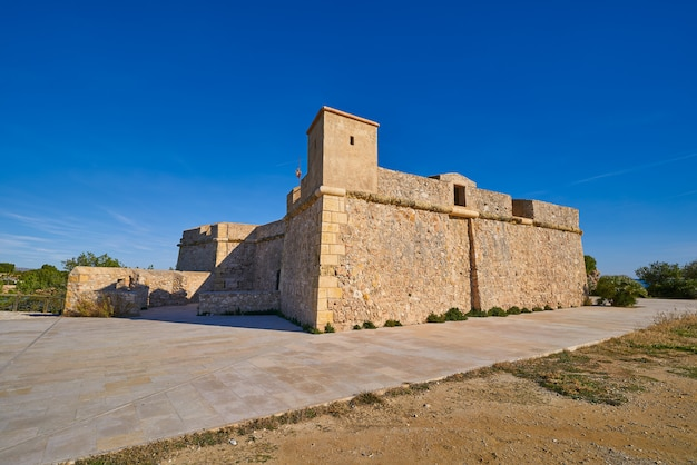 Château sant jordi de alfama ametlla de mar