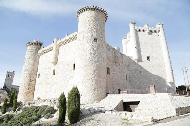 Château de torija est un château situé dans la province de guadalajara, espagne