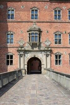 Château de vallo au danemark