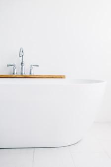 Chaussée maison de douche moderne