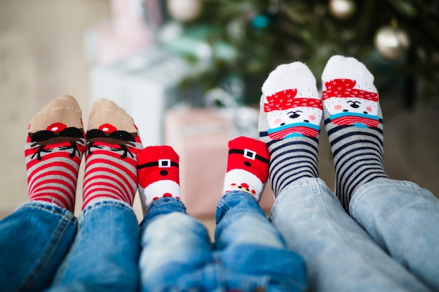Chaussettes d'hiver