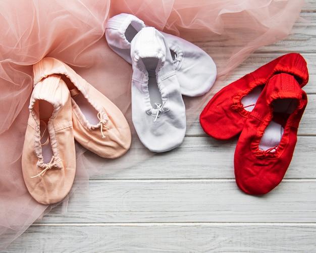 Chaussons de danse enfant