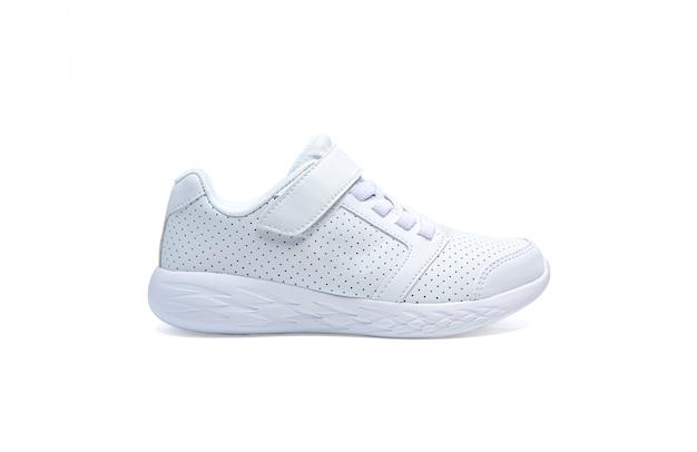 Chaussure de sport blanche