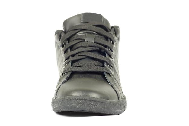 Chaussures sur blanc
