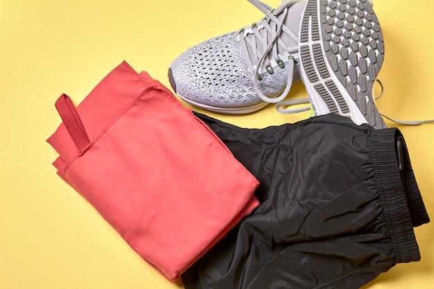 Chaussures de course et accessoires divers