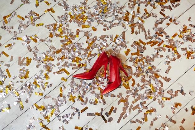 Les chaussures des dames