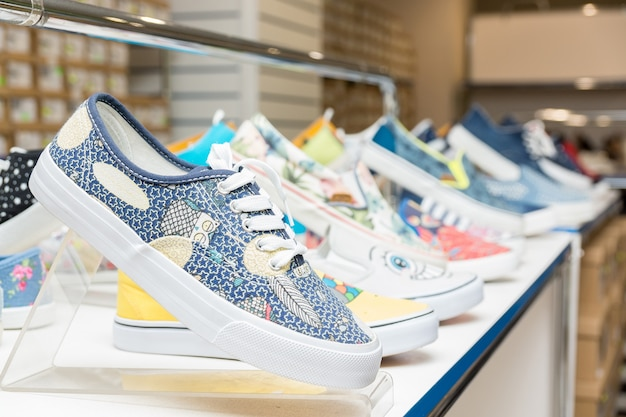Chaussures du magasin