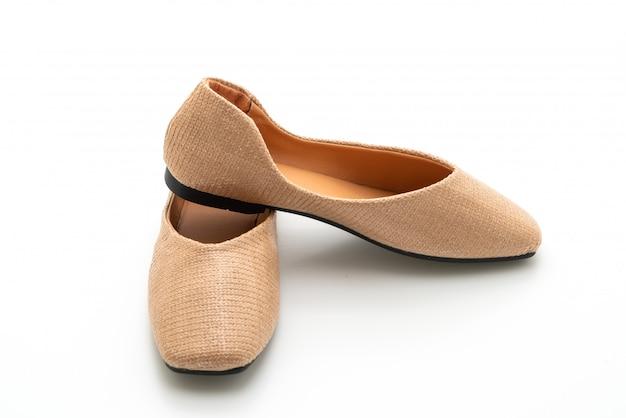 Chaussures plates femme et femme