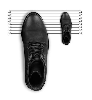 Chaussures pour femmes et chaussures pour hommes, photo symbolique pour le partenariat et l'égalité