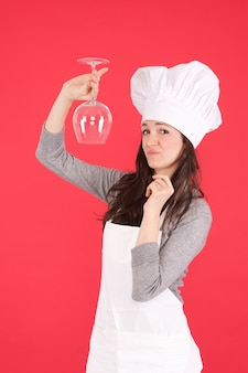 Chef femme