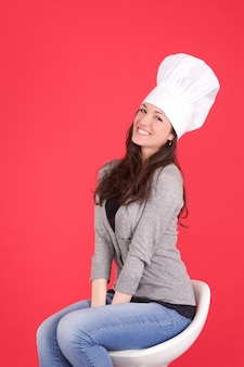 Chef femme