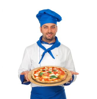 Chef de pizza