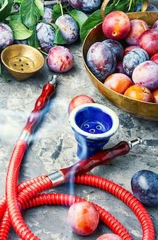Chicha au goût de prune