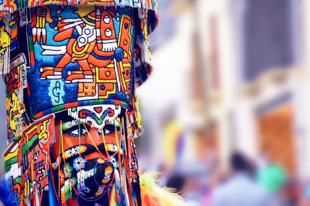 Chinelo, culture mexicaine