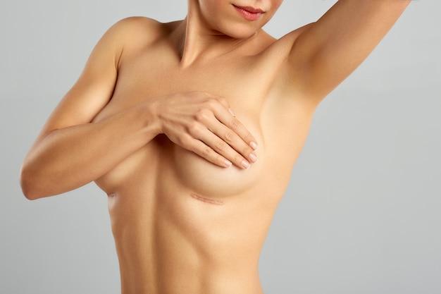 Chirurgie plastique du sein féminin