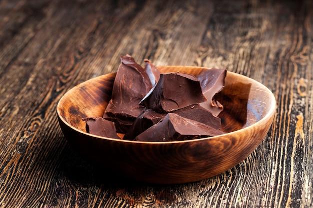 Chocolat au beurre de cacao