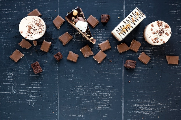 Chocolat et gâteaux