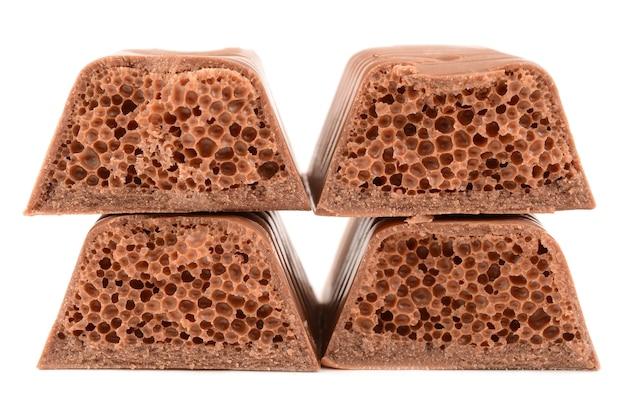 Chocolat poreux