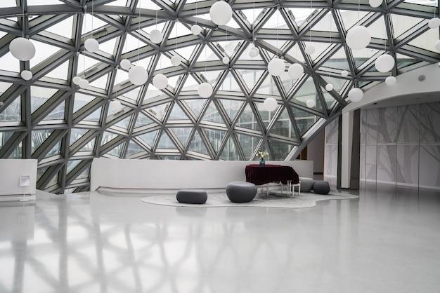 Chongqing, chine musée d'art contemporain de chongqing, chine