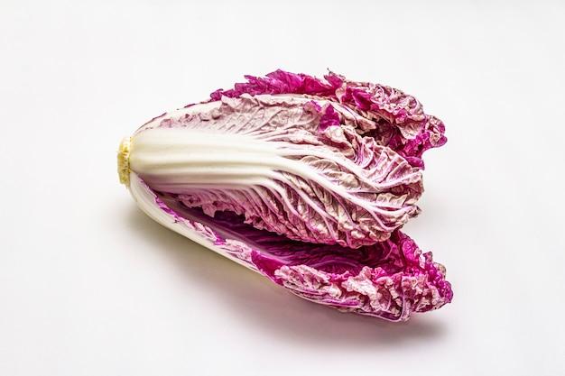 Chou napa violet mûr