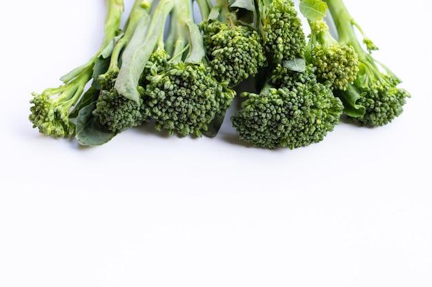 Chou vert bébé brocoli.