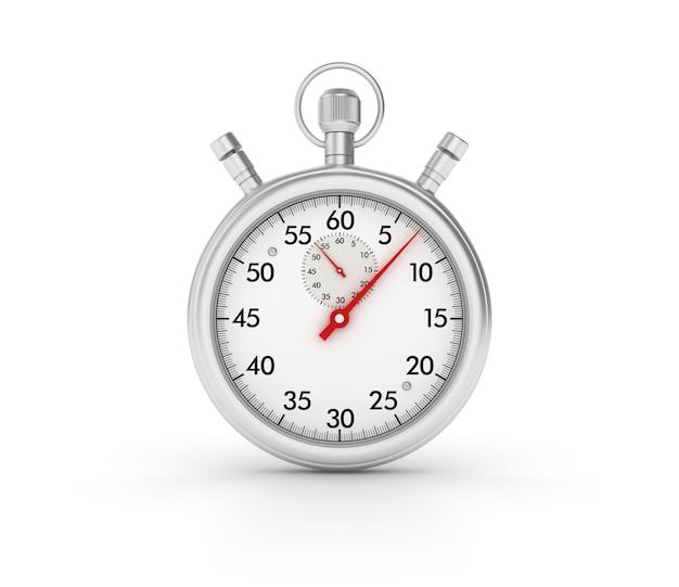 Chronomètre 3d
