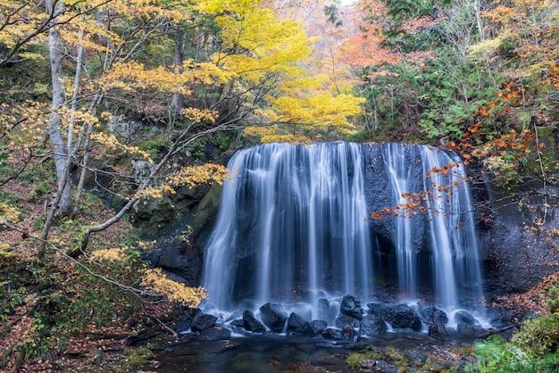 Chute d'eau de tatsuzawafudo fukushima