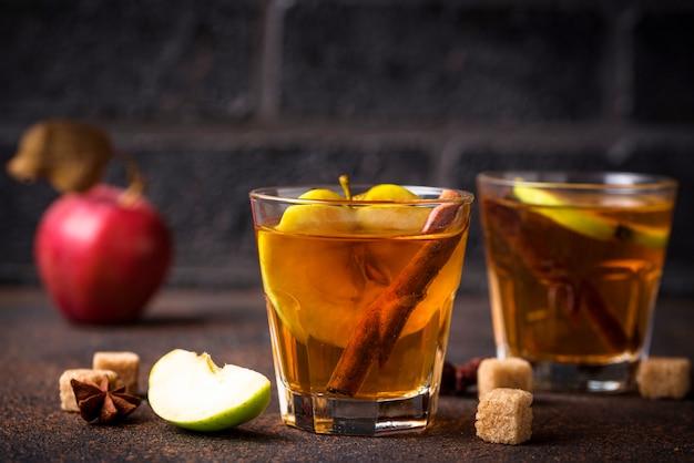 Cidre de pomme épicé