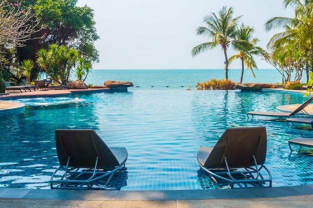 Ciel vacances piscine belle mer
