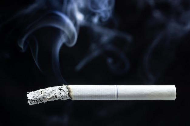 Cigarette cigarette mégot