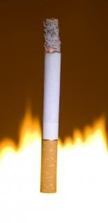 Cigarette, d'une maladie