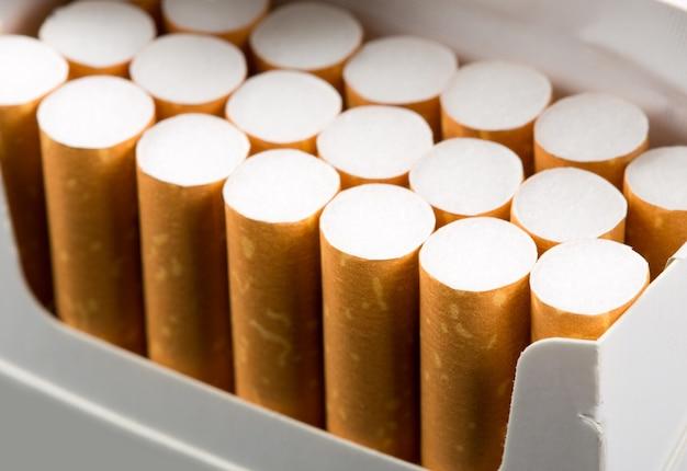 Cigarettes en pack
