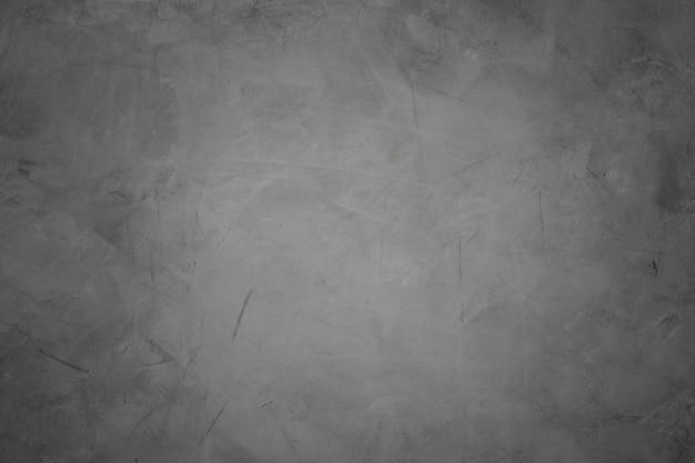 Ciment gris et fond de mur de texture en béton