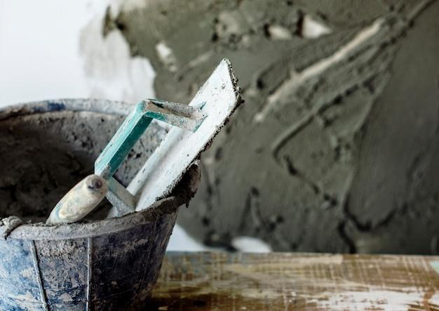 Le ciment de plâtre