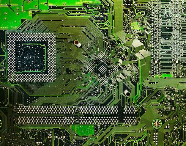 Circuit électronique informatique. utiliser pour le fond ou la texture