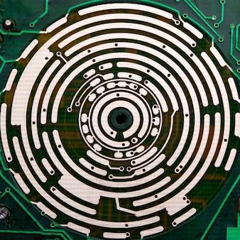 Circuit électronique d'ordinateur