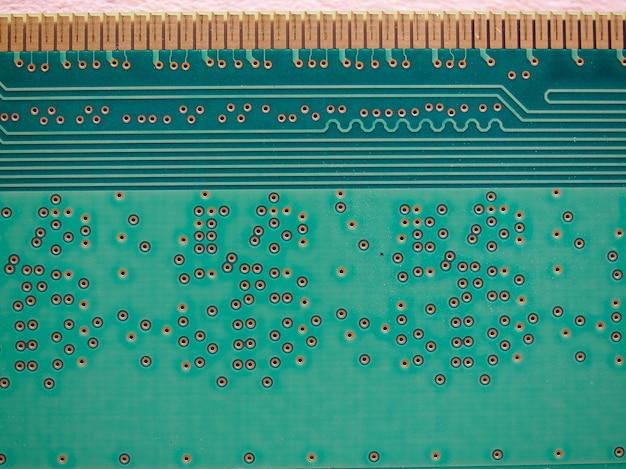 Circuit imprimé électronique