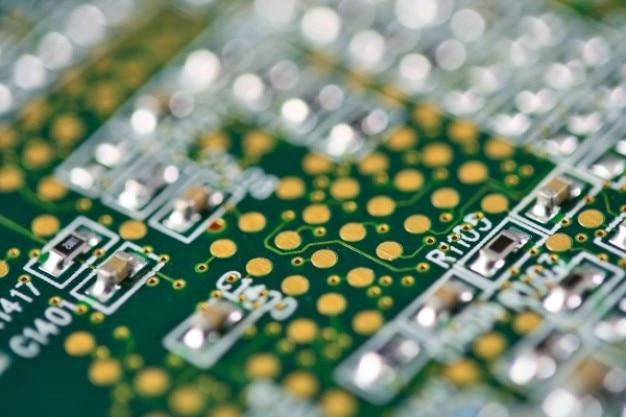Circuit texture