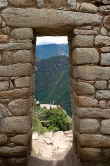 La cité perdue des incas, mt huayna picchu, machu picchu, région de cuzco, pérou