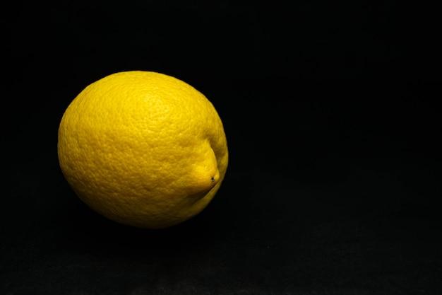 Citron juteux frais