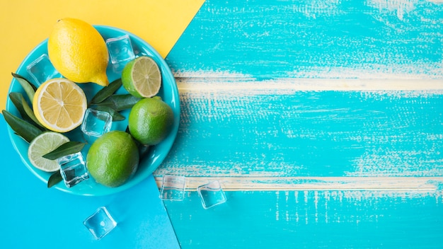 Citrons et limes