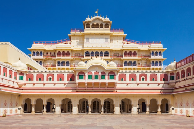 City palace à jaipur