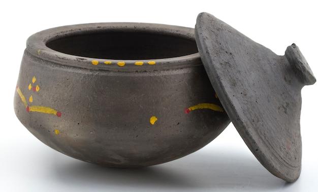 Clay pan
