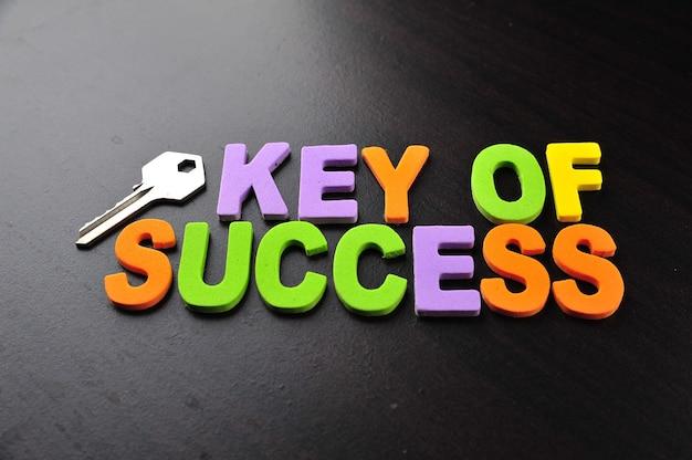 Clé du succès