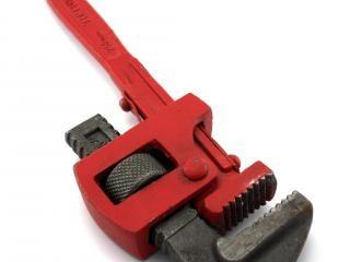 Clé à tuyau, mécanique